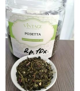 """Зеленый чай с добавками """"Розетта"""""""