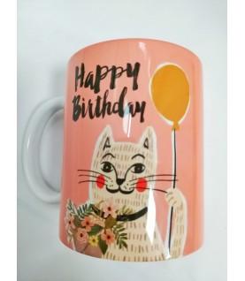"""Кружка """"Happy birthday"""""""