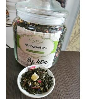"""Зеленый чай """"Манговый сад"""""""