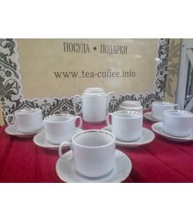 """Сервиз чайный 14 предметов """"Комфорт"""""""